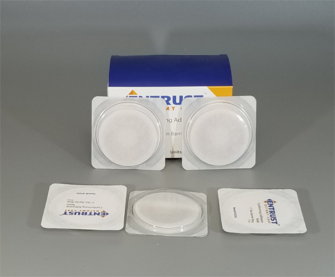 gel forming wound care